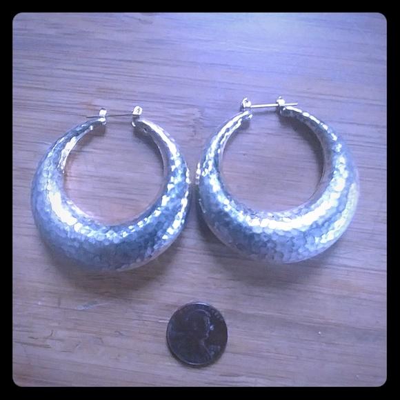Jewelry - Retro authentic 80's earrings